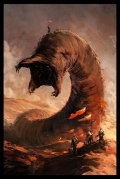 Ficha Dune (Reboot)