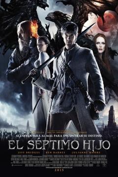 Poster El Séptimo Hijo