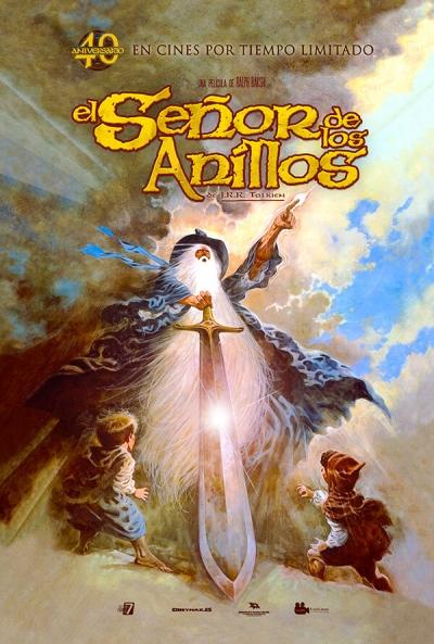 Poster El Señor de los Anillos