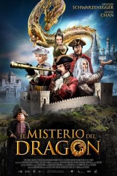 Poster El Misterio del Dragón