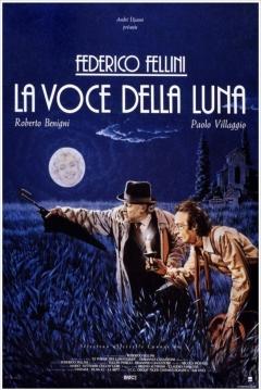 Poster La voz de la luna