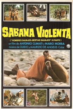 Poster Sabana Violenta