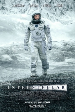 Poster Interstellar