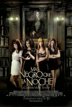 Poster Más Negro que la Noche (Remake)