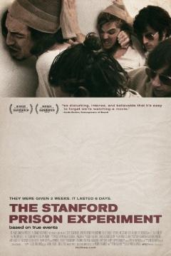 Poster Experimento en la Prisión de Stanford