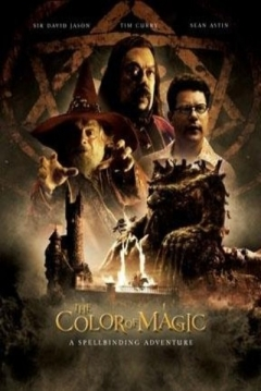 Poster El Color de la Magia