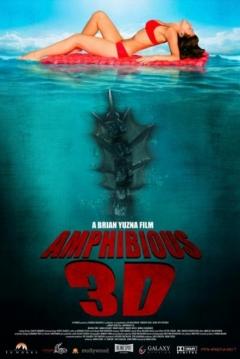Poster Amphibious 3D