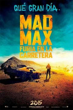 Poster Mad Max: Furia en la Carretera