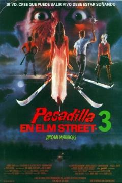 Poster Pesadilla en Elm Street 3: Los Guerreros del Sueño