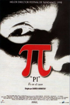 Poster Pi: Fe en el Caos