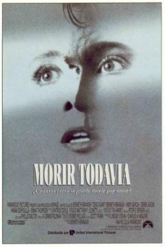 Poster Morir todavía
