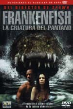 Poster Frankenfish: La Criatura del Pantano