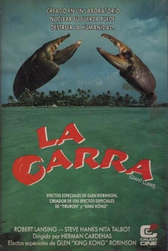 Poster La Garra