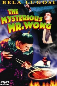 Poster El Misterioso Mr. Wong