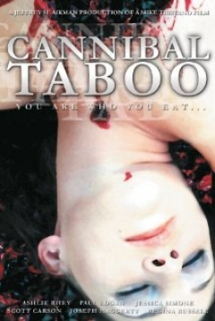 Poster Cannibal Taboo