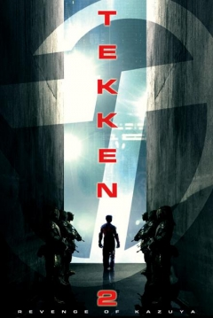Poster Tekken: Revenge of Kazuya