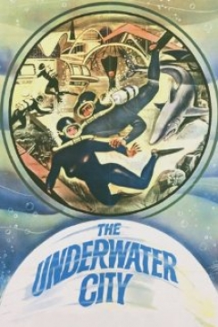 Poster The Underwater City