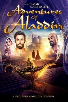 Poster Adventures of Aladdin