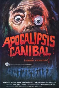 Poster Apocalipsis Caníbal