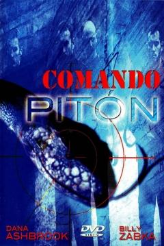 Poster Comando Pitón