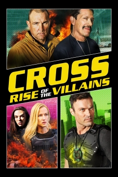 Poster Cross: El Ascenso de los Villanos