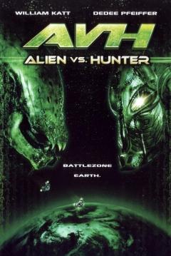 Poster AVH: Alien vs. Hunter