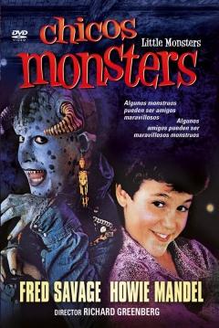 Ficha Chicos Monsters (Los más Locos y Divertidos Pequemonstruos)