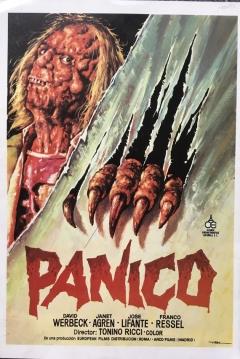 Poster Pánico