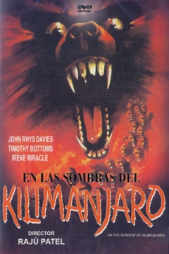 Poster En la Sombra del Kilimanjaro