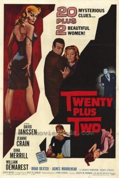 Poster Twenty plus two