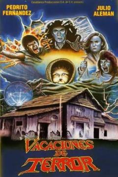 Poster Vacaciones de Terror