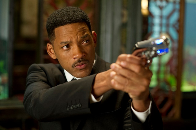 Se prepara reboot de 'Men in Black' sin Will Smith