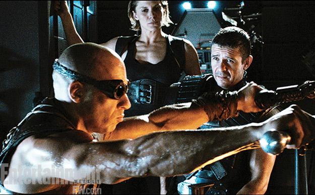 Taquilla USA: Riddick conquista el número 1