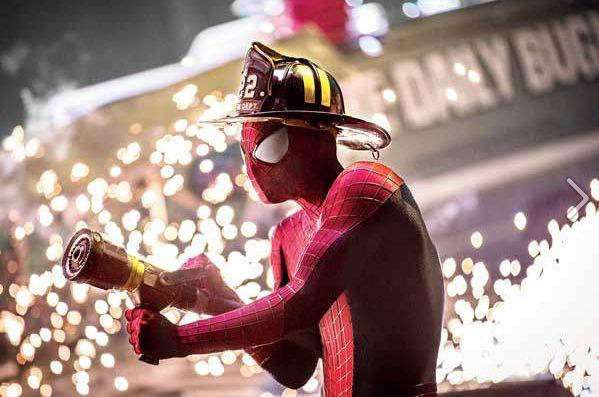 Taquilla Ñ Jueves: Ni Spiderman puede con Ocho Apellidos Vascos