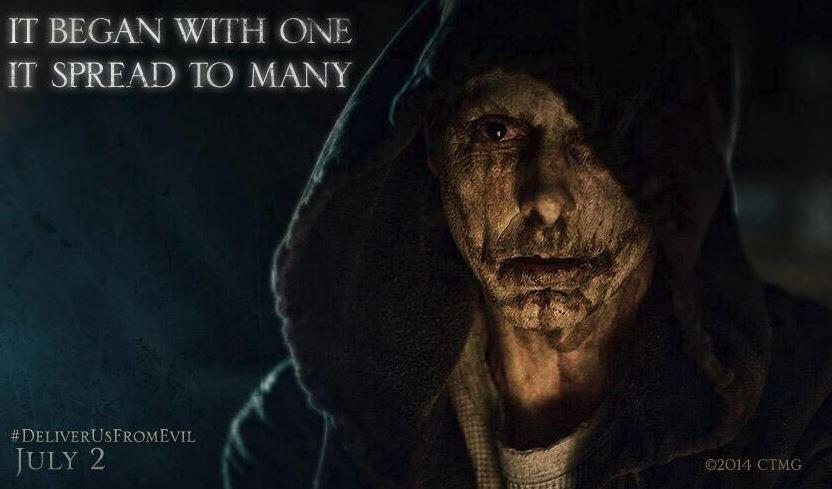 Un par de imágenes promocionales de Líbranos del Mal