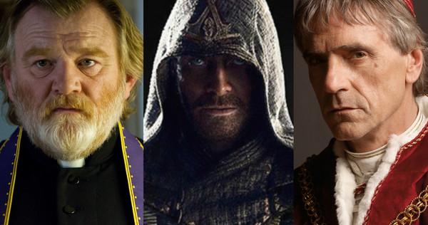 Jeremy Irons se suma al reparto de 'Assassin's Creed'