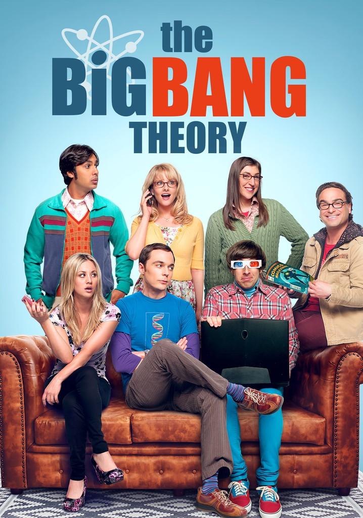 The Big Bang Teory