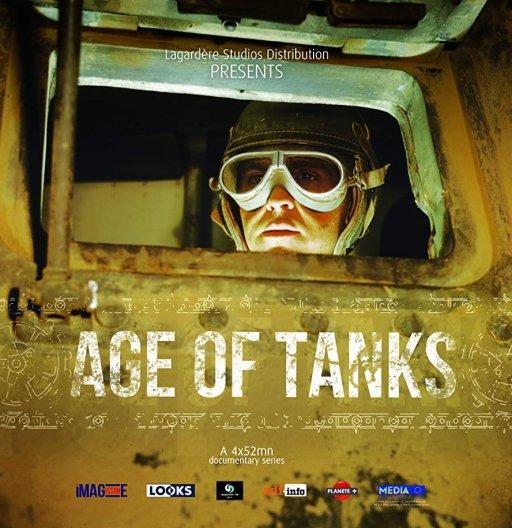 La era de los tanques