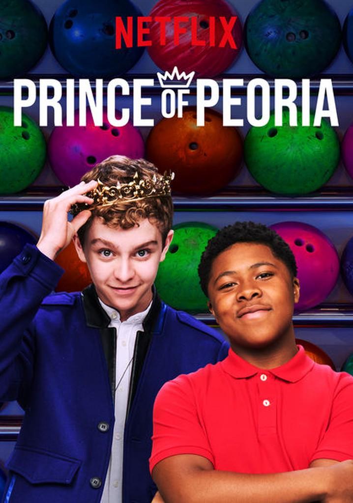 El príncipe de Peoria
