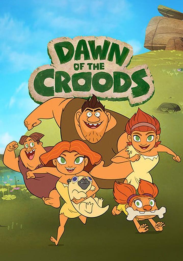 El amanecer de los Croods