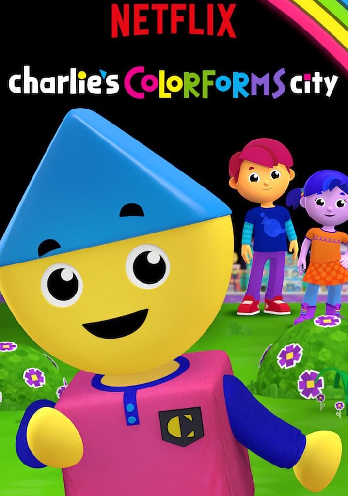 Charlies Colorforms City