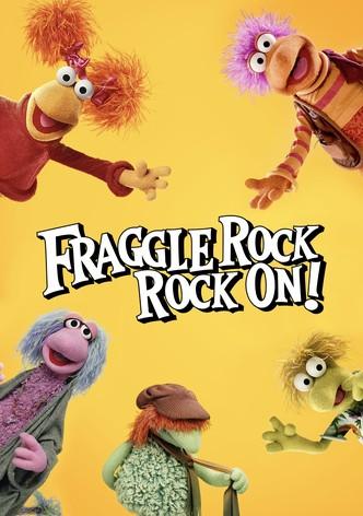 Fraggle rock rock on