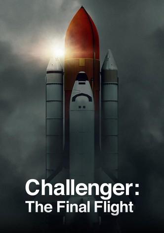 Challenger the final flight