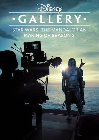Galeria disney star wars the mandalorian