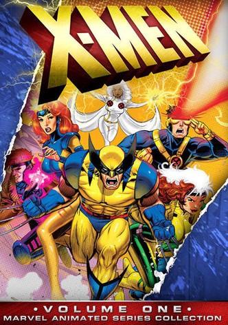 X men la serie animada