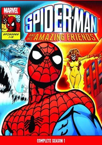 Spider man y sus sorprendentes amigos