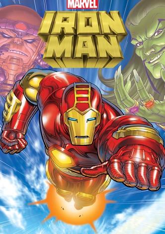 Iron man la serie animada