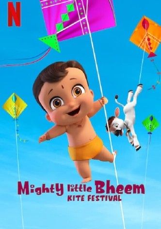 Mighty little bheem kite festival