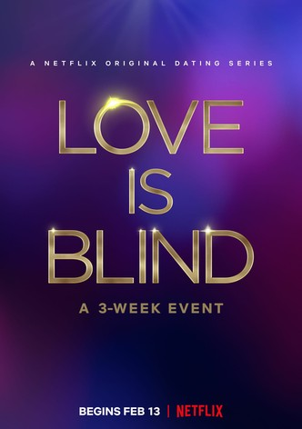 Love is blind 2020