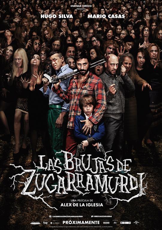 Primer póster de Las Brujas de Zugarramurdi